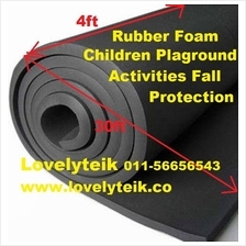 Children Fall Injury Protection Rubber Foam Playground Protection Matt