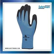 1 Pair DELTA PLUS Cold Resistant Gloves( Light Blue)