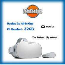 Oculus Go All-in-One VR Headset - 32 (end 5/20/2020 6:15 PM)
