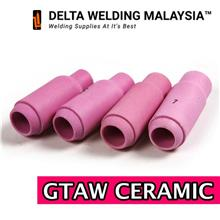 NO.7 TIG ceramic cup welding spare parts Malaysia ( per pcs)