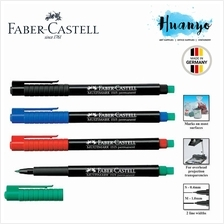 Faber-Castell Multimark 1523 1525 Multi Surface OHP Erasable Permanent