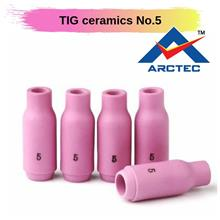 NO.5 TIG ceramic cup welding spare parts Malaysia ( per pcs)