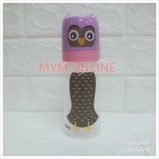 (CLEARANCE) FIFFY PP WIDE NECK BOTTLE 250ML-OWL