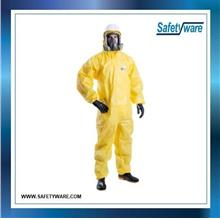 SAFETYWARE ULTITEC 4000 CHEMICAL & LIQUID JET RESISTANT COVERALL