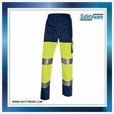 DELTA PLUS Fluorescent Yellow Trousers / High visibility |