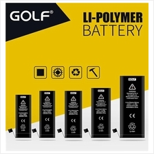 100% Original Golf Battery For iPhone 4S,5,5S,6, 6 PLUS,6S,6S PLUS