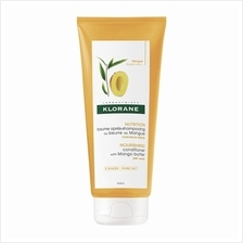 KLORANE Mango Butter Conditioner 200ml Dry Hair