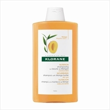KLORANE Mango Butter Shampoo 400ml Dry Hair
