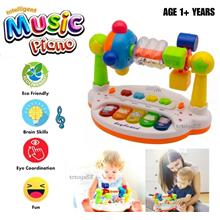 KIDS MUSIC PIANO TOY LEARNING EDUCATIONAL TOYS LIGHTS AND MUSIC TOYS