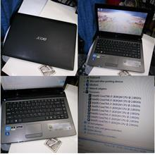 Acer Extensa 4630ZG NVIDIA Windows Vista 64-BIT