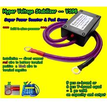 Voltage Stabilizer POWER Booster FUEL Saver JIMAT Minyak Petrol Diesel