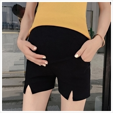 Maternity Clothing Shorts Cotton Summer Casual Stomach Lift Pregnancy