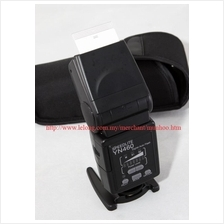 USED YONGNUO Manual SPEEDLITE YN460 Canon / Nikon dSLR HotShoe mount