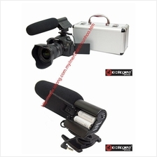 Octopus EX-Pro Video Mic For Canon EOS and Nikon D DSLR Cameras