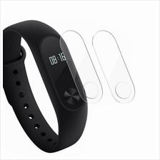 2PCS Full Cover Screen Protector Film for Xiaomi Mi Band 2 Smart Wristband (TR