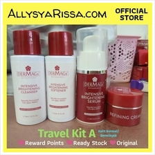 [Reward Points] DERMAGs Skin Care Travel Set A by UTM