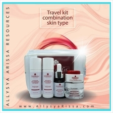 [Reward Points] DERMAGs Skin Care Travel Set C - Kulit Kombinasi