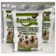 Aquanice Bio Mech Ball (1L) (Bacteria / Filter Media)