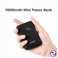 TRONSMART PB10 10,000mAh Mini Power Bank With LED Digital Indicator