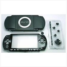 SONY PSP Fat 1000 1001 1002 1006 Housing with Fullset ( Black )