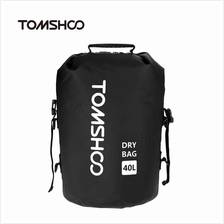 TOMSHOO 40L Outdoor Water-Resistant Dry Bag Sack Storage Bag for Trave