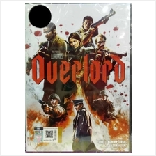 English Movie Overlord DVD
