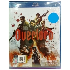 English Movie Overlord Blu-ray