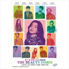 Korean Movie The Beauty Inside Live Action DVD