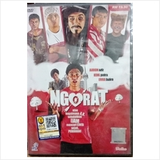 Malay Movie Ngorat DVD