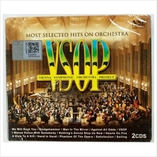 Most Selected Hits On Orchestra VSOP Vienna Symphonic Orchestra Project 2CD