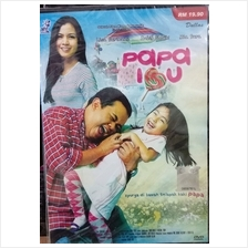 Malay Movie Papa I Love U DVD