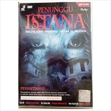 Malay Movie Penunggu Istana DVD