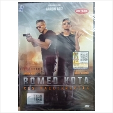 Malay Movie Romeo Kota Kes Fail Kriptik DVD