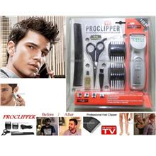 ProClipper Professional Smart Rechargeable Cordless Trimmer 7in1