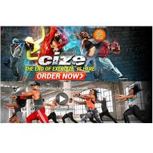 Shaun T's CIZE Complete Home Fitness System by Team Beachbody. Grab