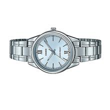 Casio Ladies Analog Dress Watch LTP-V005D-2B3UDF