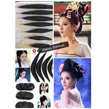 Hair Padding Styling Beans,Soft Adjustable Bun Filler Volume Insert