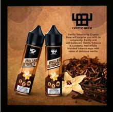 ONO Vape Cryptic Brew - Vanilla Tobacco 60ml