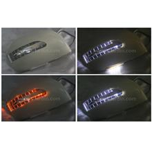 Nissan Grand Livina 07 Side Mirror Cover w LED Driving Lamp & Signal