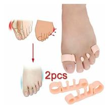 Toe Separators Elastic Straighteners Spacers Bunion Hallux Valgus Foot