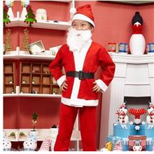 Economy Kid Santa Claus Halloween Costume Fo Boy