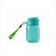 Tupperware Cute 2 Go (1) 350ml with Strap - Tropical water