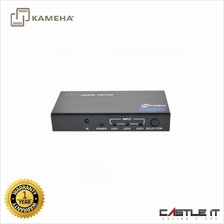 KAMEHA SWITCH HDMI 3 IN TO 1 OUT PORT WITH REMOTE SWITCH KA017