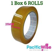 Nichiban-Panfix Cellulose Tape (25MMX36YDS)