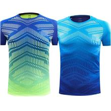 Men Women Badmintion jersey top shirt fastdry lightweight (2018-3104)