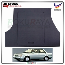 Nissan Sentra B13 Custom Fit Rear Bonnet Spare Tyre Cover Board Carpet