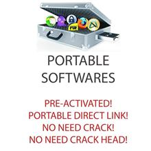 ANY Software, PRE-ACTIVATED, PORTABLE!