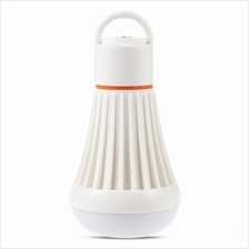 3W Rechargeable LED Bulb Battery Lamp Home Outdoor Tent (WHITE)