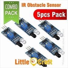 IR Obstacle Avoidance Sensor - 5pcs Pack