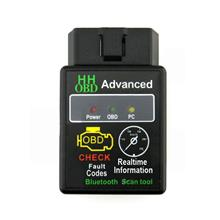 Mini ELM327 Bluetooth V2.1 OBD2 Car CAN Wireless Adapter Scanner Tool